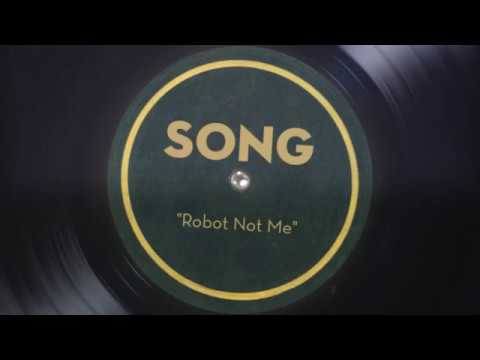 "Short Promo of New SINGLE ""Robot Not Me"" from the album FORTRESS OF ONE"