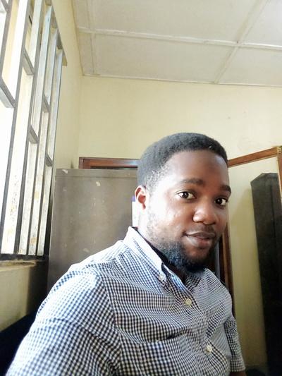 Surveyor Adesina Bidemi Aiyenuba from Nigeria