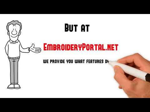 Why Should You Buy The Best Embroidery Machine?