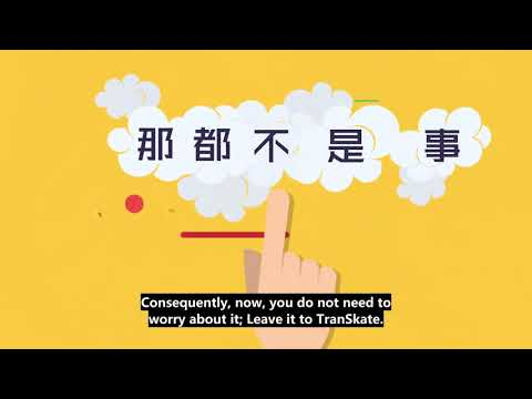 Great short video translation company from China