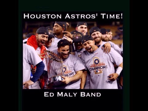 Houston Astros' Time!