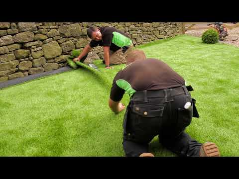 7 Stages to getting your perfect Artificial Lawn   West Yorkshire Artificial Grass