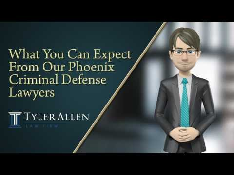 What you can expect from our phoenix criminal defense lawyers
