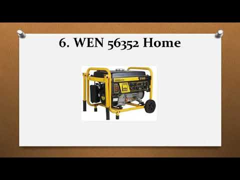 Top 10 Best Home Depot Generators