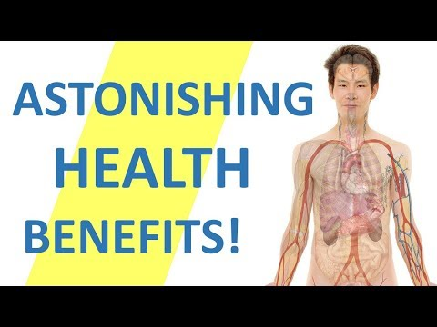 ASTONISHING HEALTH BENEFITS from the MINI TRAMPOLINE