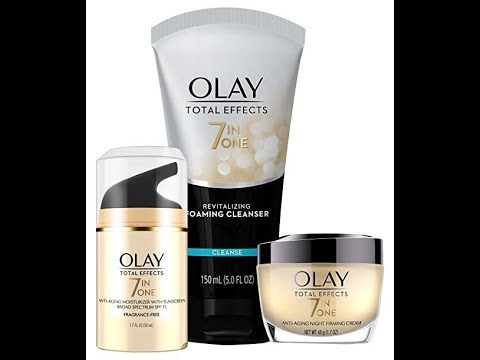 Olay Total Effects 7 In One Day To Night Skin Treatment