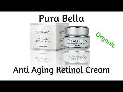 Pura Bella Anti Aging Retinol Cream: The Best Retinol Cream? (My Review)
