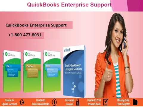 QuickBooks Support Number +1-800-477-8031 to Fix Every Bugs