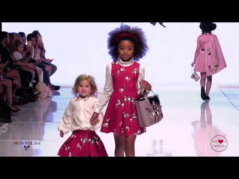 Monnalisa at Los Angeles Fashion Week Presented by AHF LAFW