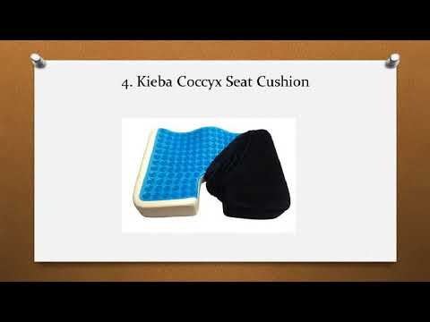 Top 10 Best Office Chair Cushions in 2018 Reviews