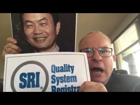 Quality Systems Registrar (SRI) - Unofficial Accreditation And Overseen By China-Led IAF