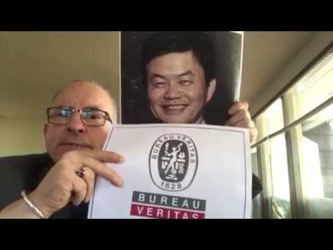 Bureau Veritas Unofficial Accreditation  And  Overseen  By China-Led IAF