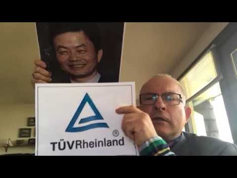 """TUV RHEINLAND- TUV """"Unofficial Accreditation And Overseen By China-Led IAF"""