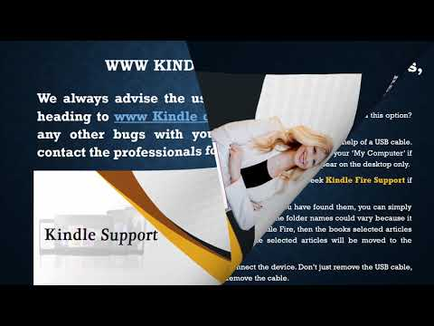 Transfer E Books, Newspapers & Magazines From PC to kindle. (Watch Live)