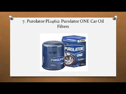 Top 10 Best Car Oil Filters in 2018 Reviews