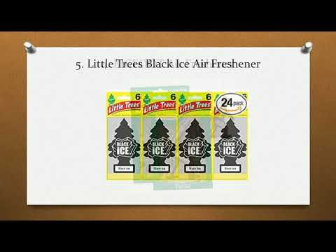 Top 10 Best Car Air Fresheners in 2018 Reviews