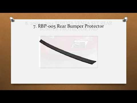 Top 10 Best Bumper Protectors in 2018 Reviews