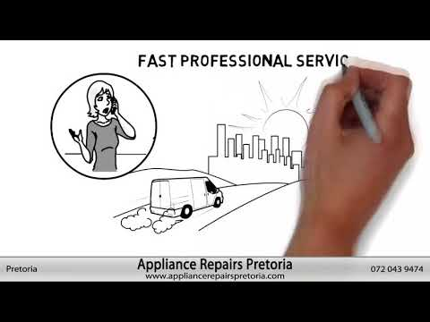 Appliances Repair Pretoria Company Video
