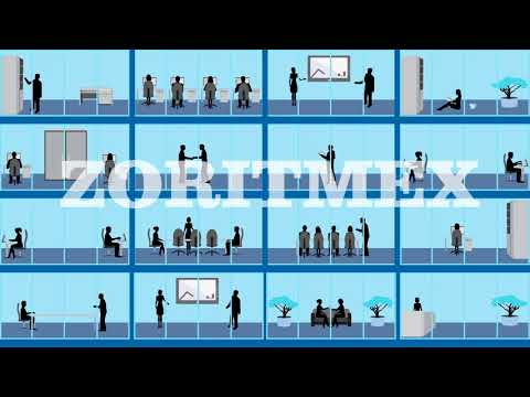 Modern Office Space by Zoritmex
