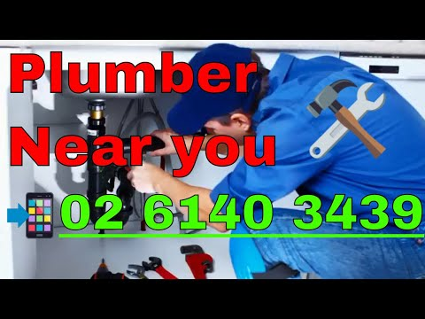 Canberra Plumbers Call Now! 02 6140 3439