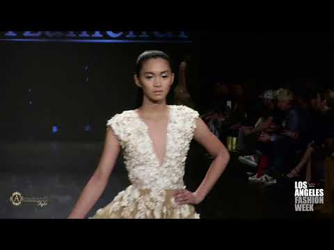 Arzamendi Style at Los Angeles Fashion Week powered by Art Hearts Fashion LAFW