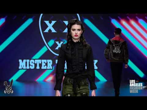 Mister Triple X at Los Angeles Fashion Week powered by Art Hearts Fashion LAFW