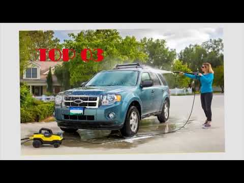 The New Angle On Most Powerful Electric Pressure Washer Just Released