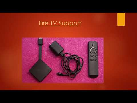 Amazon Fire TV With Amazon Echo