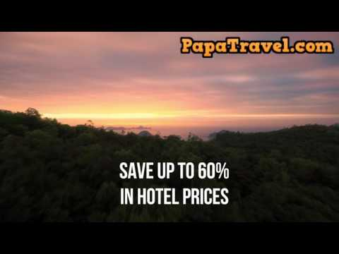 Best Hotel Prices only at PapaTravel.com