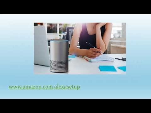 Smart Home Gadgets With Amazon Alexa