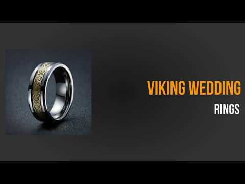 Viking Wedding Rings | Viking Armband | Norse Rings | Viking Necklace