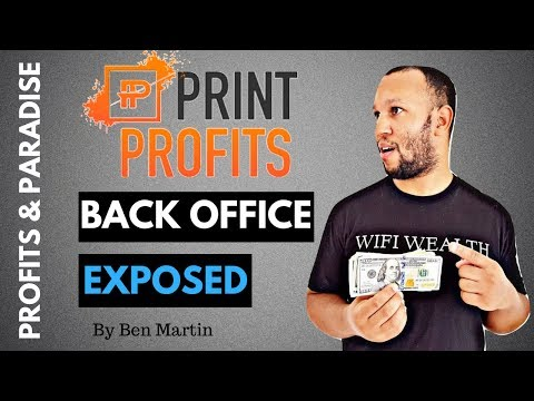 Print Profits Insider Reveals ALL In No BS Print Profits Review!