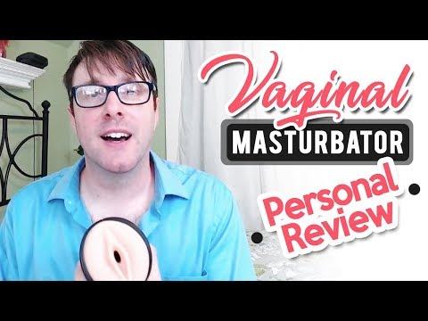 Self Lubricating Easy Grip Masturbator XL Vaginal Personal Review