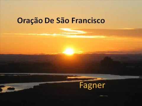ORAÇÃO DE SÃO FRANCISCO - FAGNER