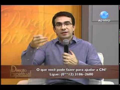 Como perdoar quem não muda - Pe. Fábio de Melo - Programa Direção Espiritual 26/10/2011