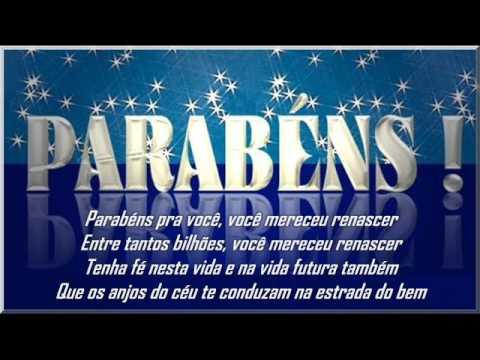 O Parabens Espírita - Musica Aniversario