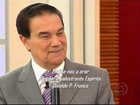 Vídeo de Divaldo Franco: Ensina-nos a Orar !