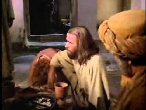 A pecadora que ungiu os pés de Jesus