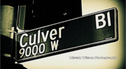 Culver Boulevard1, Culver City, California by Mistah Wilson
