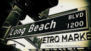 Long Beach Boulevard, Long Beach, California by Mistah Wilson