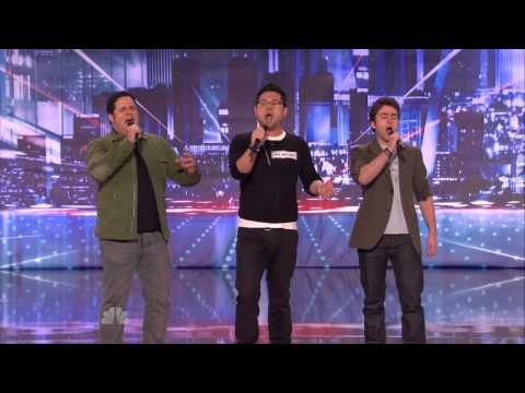 Forte - Pie Jesu - America's Got Talent 8