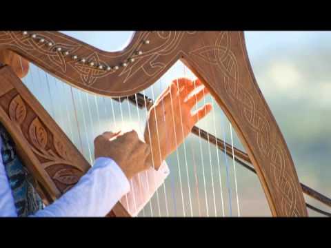 Vídeo-Música celestial com Harpa Tibetana - Para estudar, concentratar e Yoga