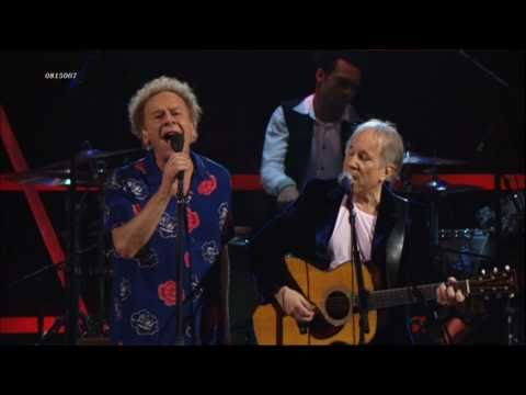 Simon & Garfunkel - The Boxer (live 2009) HD 0815007