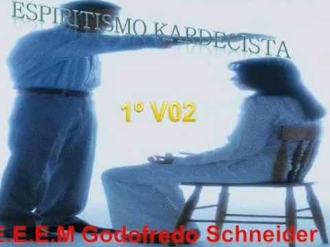 Trabalho de Espiritismo Kardecista (ORIGINAL)