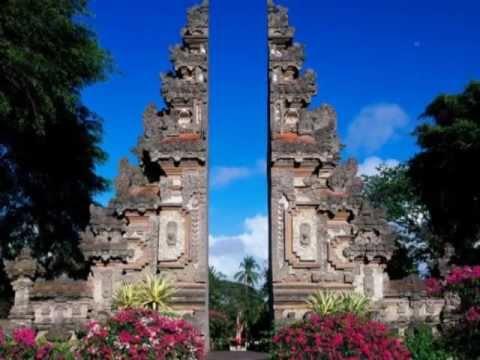 Vídeo-Música de Bali / Indonésia : Mantra - Meditação - Música Exótica