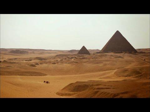 DESCOBERTA: Pirâmides do Egito eram brancas e brilhavam como a Luz do Sol - Veja Teste Real e Simulação Incrível em Vídeo !!!