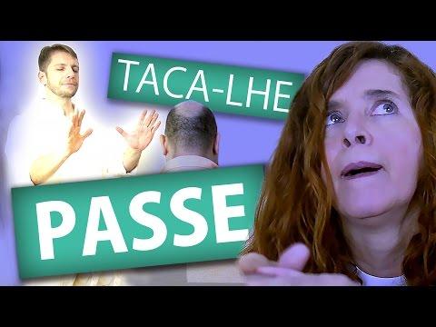TACA-LHE PASSE! (Humor e Espiritismo)
