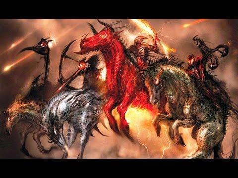 A Chegada do Apocalipse: Os Quatro Cavaleiros [Dublado] Documentário History Channel [HD]