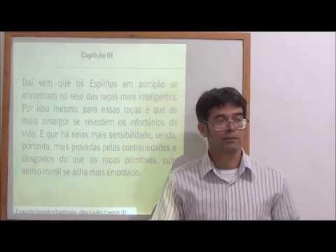 Gelson - E. S. E. Cap 03-5 - Há Muitas Moradas Na Casa de Meu Pai - Mundos de Expiações e
