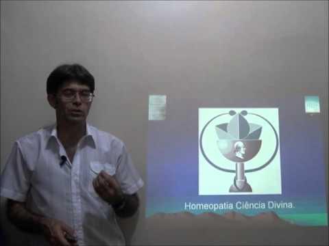 Gelson - Palestra - Espiritismo -  Homeopatia nas Doenças Morais 1